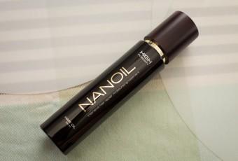 Haaröl Nanoil - für Haare mit hoher Porosität